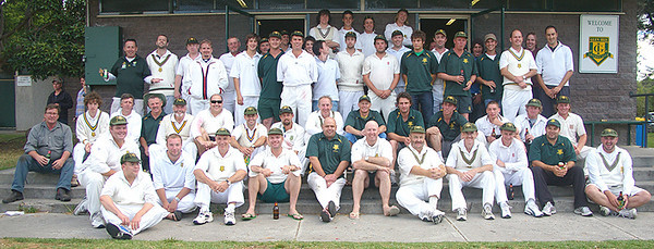 Club Photo<br /> Season 2007/08