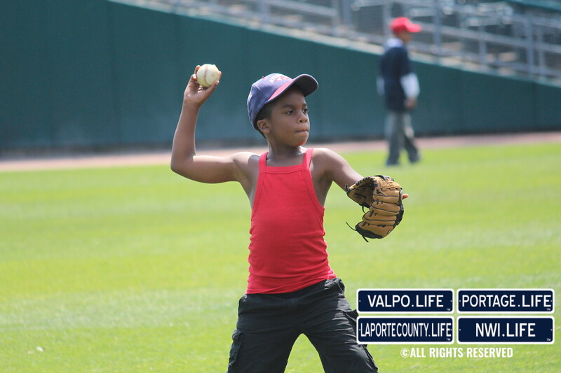 Home Field Advantage Foundation Youth Baseball Camp at U S