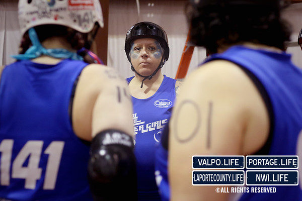 South Shore Roller Girls April 2015 Bout