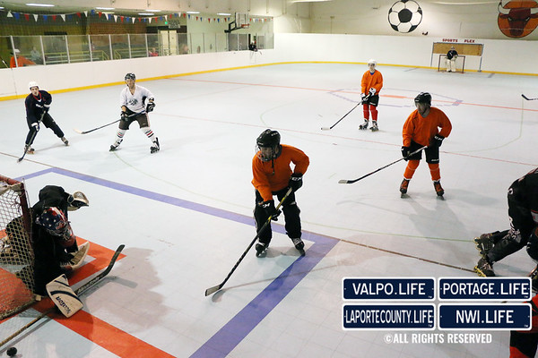 Sportsplex Roller Hockey creates new league.