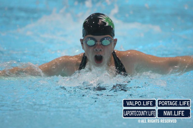 Valpo Swim Club Tournament May 2009 - Saturday Afternoon