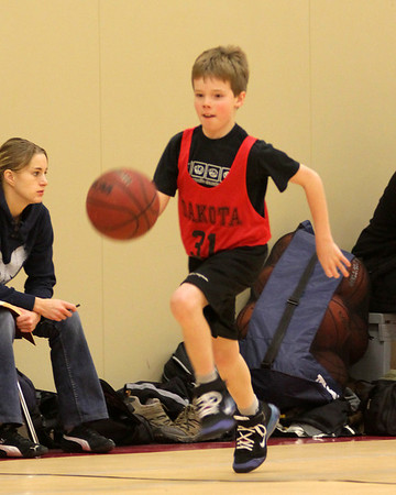 Dakota U11 Basketball 2010