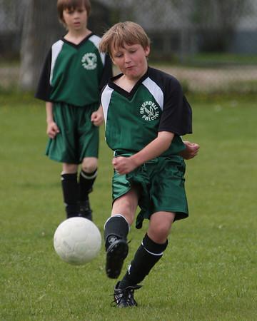 Greendell U10 Soccer 2009