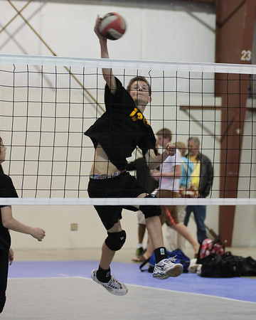 Jr Bisons Volleyball Nationals 2009
