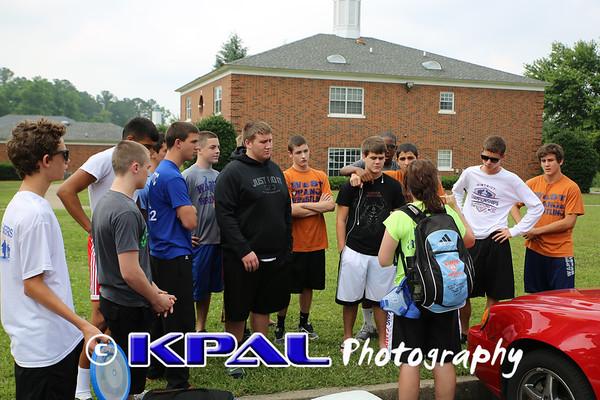 Penn State Camp 2013-1