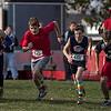Départ des cadets masculins<br /> October 27, 2012