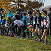 Équipe Énergie minime féminin, championne provinciale, 2012<br /> October 27, 2012