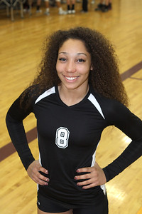 "Jessica Young #8 Outside 5'10"" Class of 2014"
