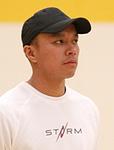 Coach Ben Lee AZ Storm 17 Thunder