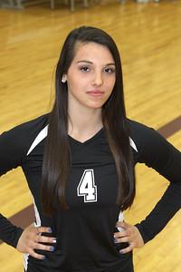 Alexis Patterson #4 Setter 6'0' from Phoenix AZ. Class of 2014