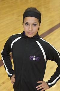 Amy Hollowell #10 AZ Storm 17 Thunder
