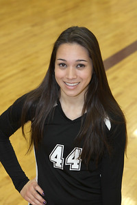 "Taylor Marin #44 Libero 5'3"" from Phoenix AZ. Class of 2014"