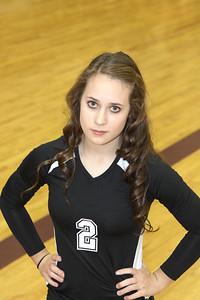 """Kaylee Panepinto #2 Libero 5'1"""" from Gilbert AZ. Class of 20104"""