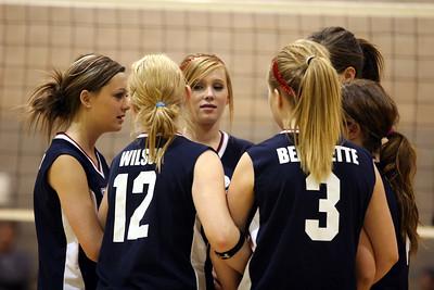 2009 Club Crush East Girls Volleyball