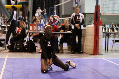 2012 JJVA Jacksonville Juniors Volleyball Association - Colorado Crossroads 2012