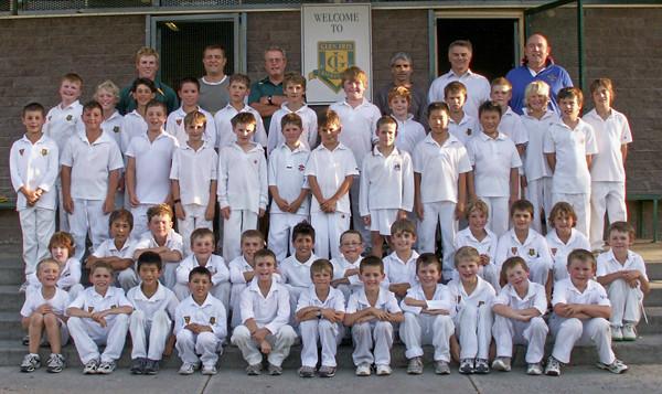 Under 10's<br /> Season 2008/09