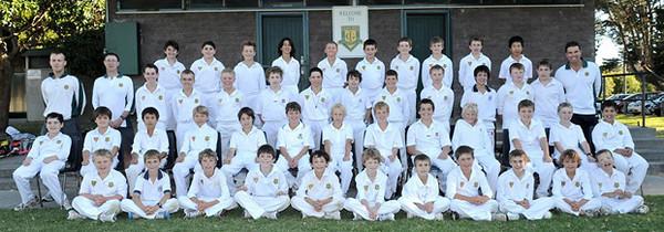 Under 12's<br /> Season 2009/10