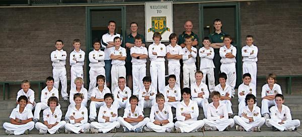 Under 12's<br /> Season 2008/09