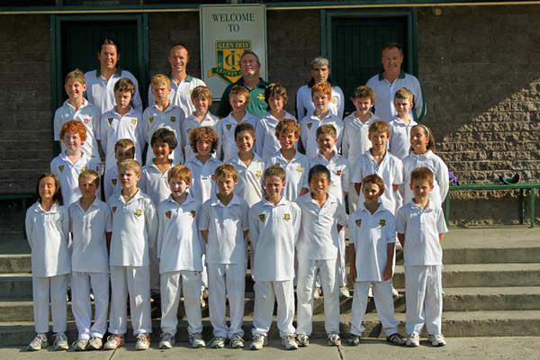 Under 10's<br /> Season 2009/10