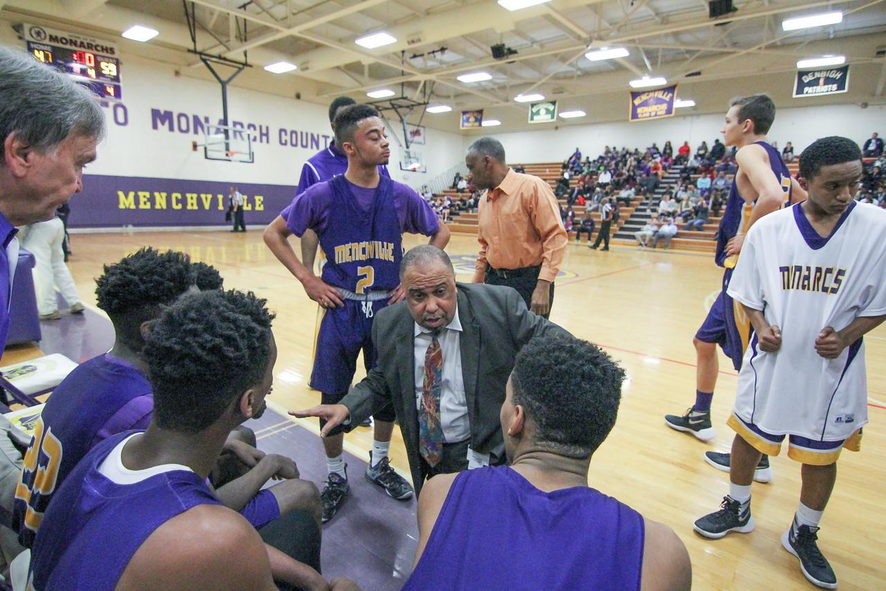 Coach Moore 40