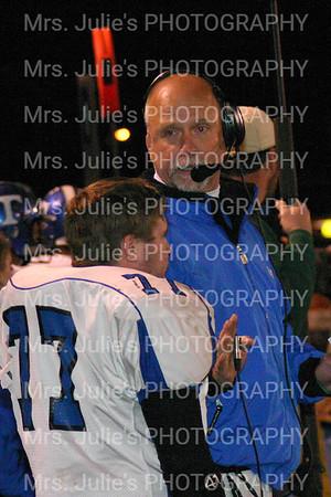 Coach Pat Dyer