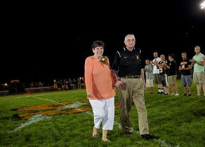 Honoring Coaches Wagner and Pappy