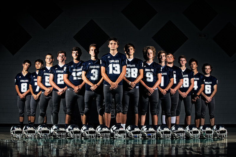 My son's football team - 4x6 ratio for print