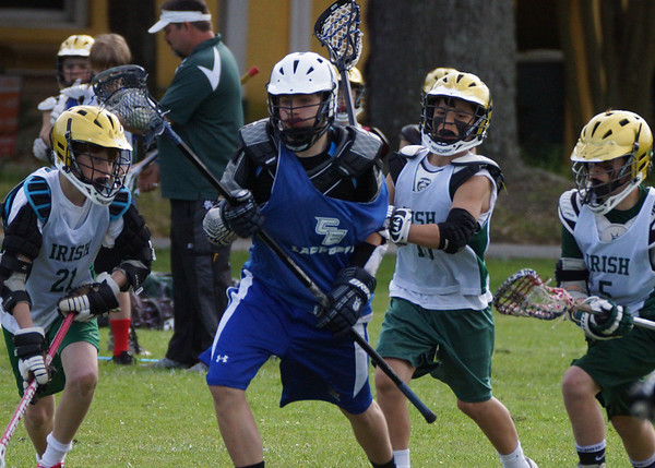 March 27, 2014- Coastal vs Blessed Sacrament