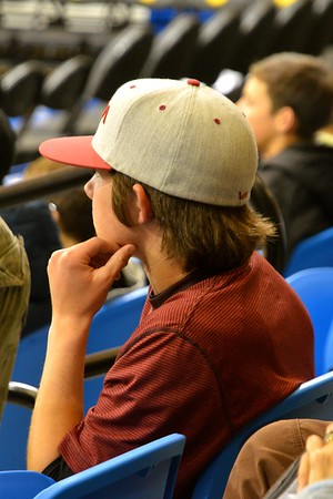 Cody at Warrior Stadium