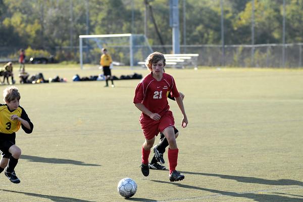 Cody's Soccer 10-4-08
