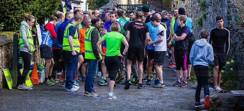 Colby Park Run, 16/04/2016