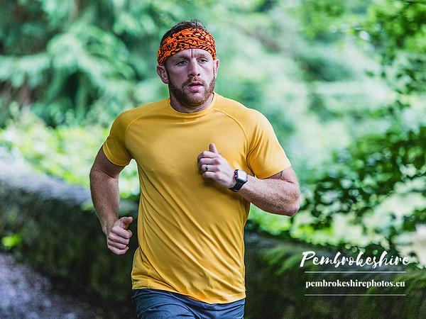 Colby Parkrun, 22/07/2017