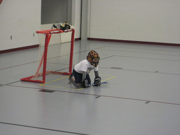 Cole-Floor Hockey-2009
