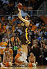 Dec 15, 2009; Knoxville, TN, USA; Wyoming Cowboys forward Ryan Dermody (5) shoots against the Tennessee Volunteers during the first half at Thompson Boling Arena. Mandatory Credit: Don McPeak-US PRESSWIRE