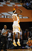 Dec 15, 2009; Knoxville, TN, USA; Tennessee Volunteers guard Scotty Hopson (32) shoots a jump shot against the Wyoming Cowboys during the second half at Thompson Boling Arena. The Volunteers beat the Cowboys 77-58. Mandatory Credit: Don McPeak-US PRESSWIRE