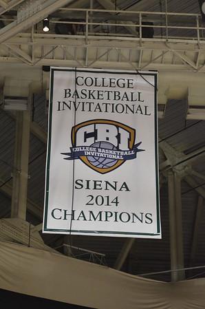 Siena Basketball 2014-15