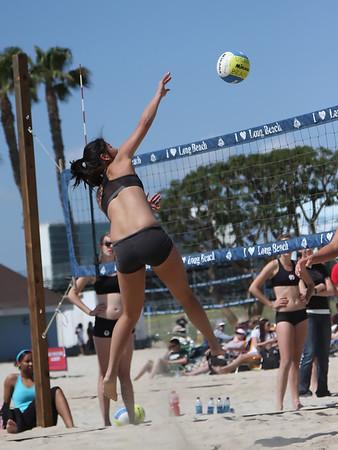 USA Volleyball Collegiate Challenge - Long Beach, CA (April 4, 2009)