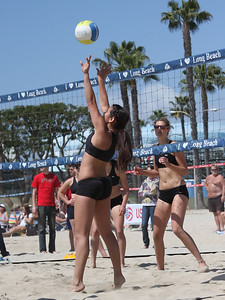 USA Volleyball Collegiate Challenge - Long Beach, CA (April 4, 2009)