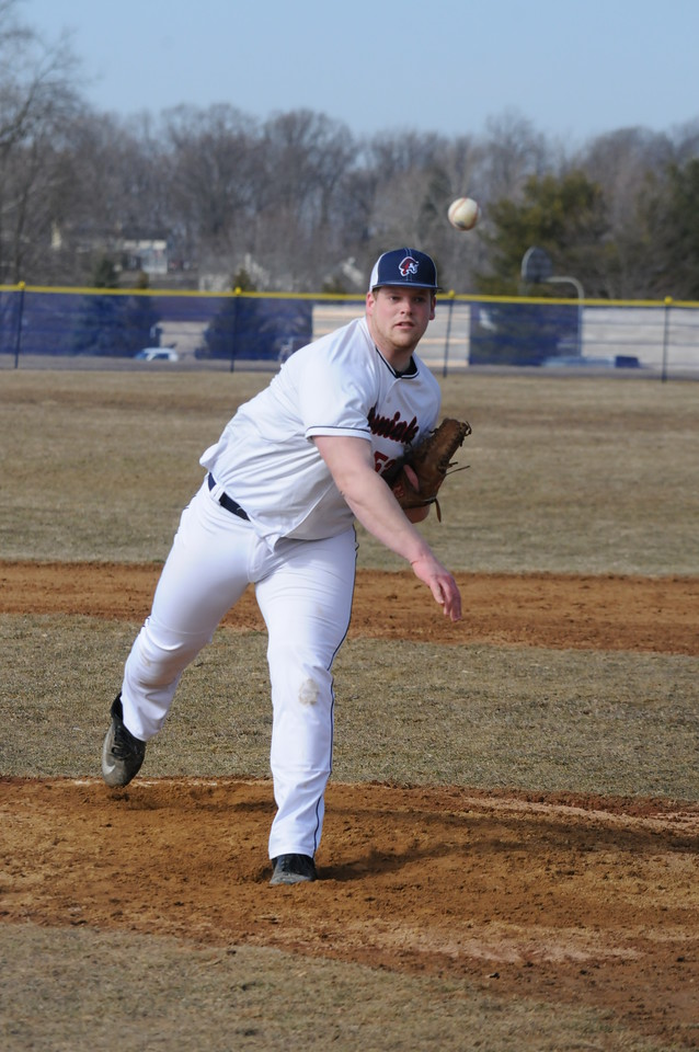 Gene Walsh — The Times Herald Plymouth Whitemarsh baseball takes on the Abington Ghosts March 24, 2015