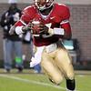 E.J. Manuel (3) looks to pass at the FSU vs. Clemson Football Game held on Nov 13.