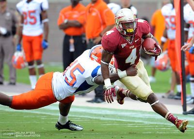 NCAA Football: Savannah State at Florida State