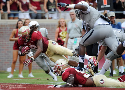 NCAA Football: Nevada at Florida State