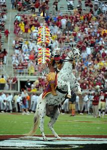 NCAA Football: Bethune Cookman at Florida State