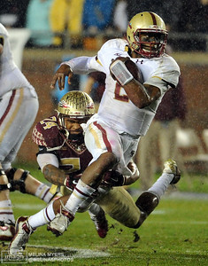 NCAA Football: Boston College at Florida State