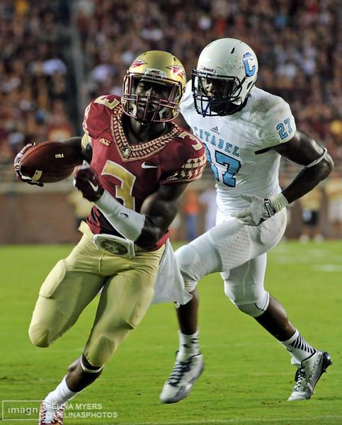 NCAA Football: Citadel at Florida State