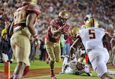 Florida State Seminoles vs. Boston College Eagles 11-11-2016