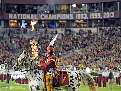 Florida State Seminoles vs. Boston College Eagles 11-11-2016