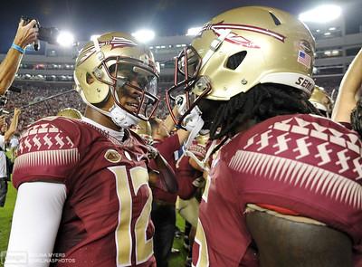 NCAA Football: Clemson at Florida State