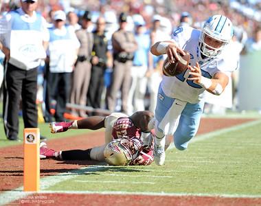 NCAA Football: North Carolina at Florida State
