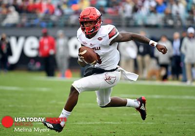 NCAA Football: TaxSlayer Bowl-Louisville vs Mississippi State